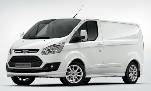 2013-Ford-Transit-Custom-White