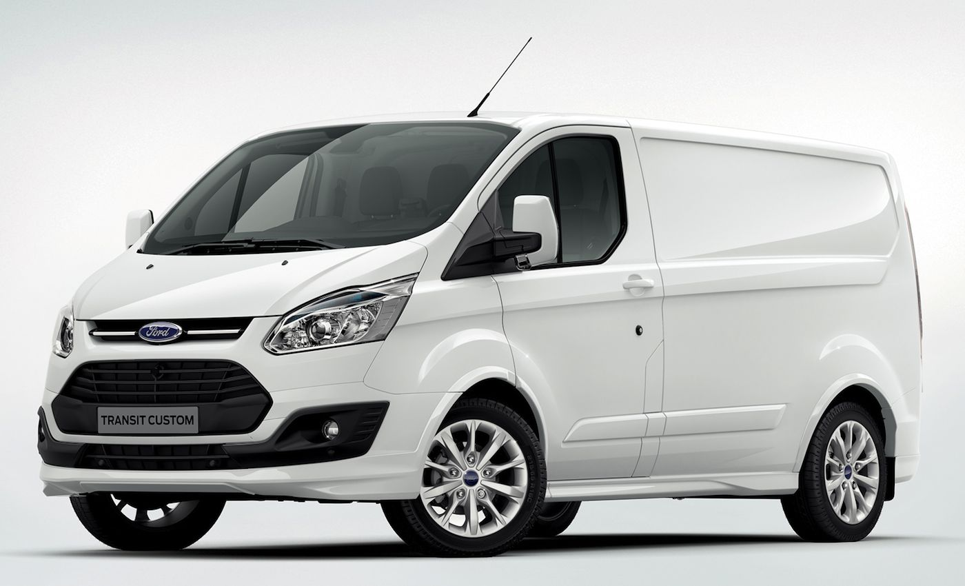 Self Drive Hire From £30 per Day!